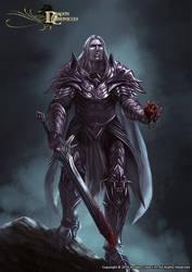 Dragon Chronicles - Vampire Knight by RobertCrescenzio