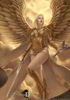Dragon Chronicles - Angel of Light by RobertCrescenzio