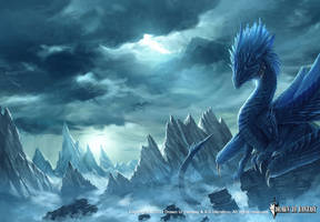 Ceri-talen Dragon by RobertCrescenzio