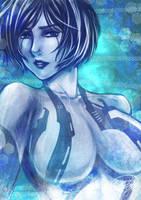 Cortana by EriDaiho