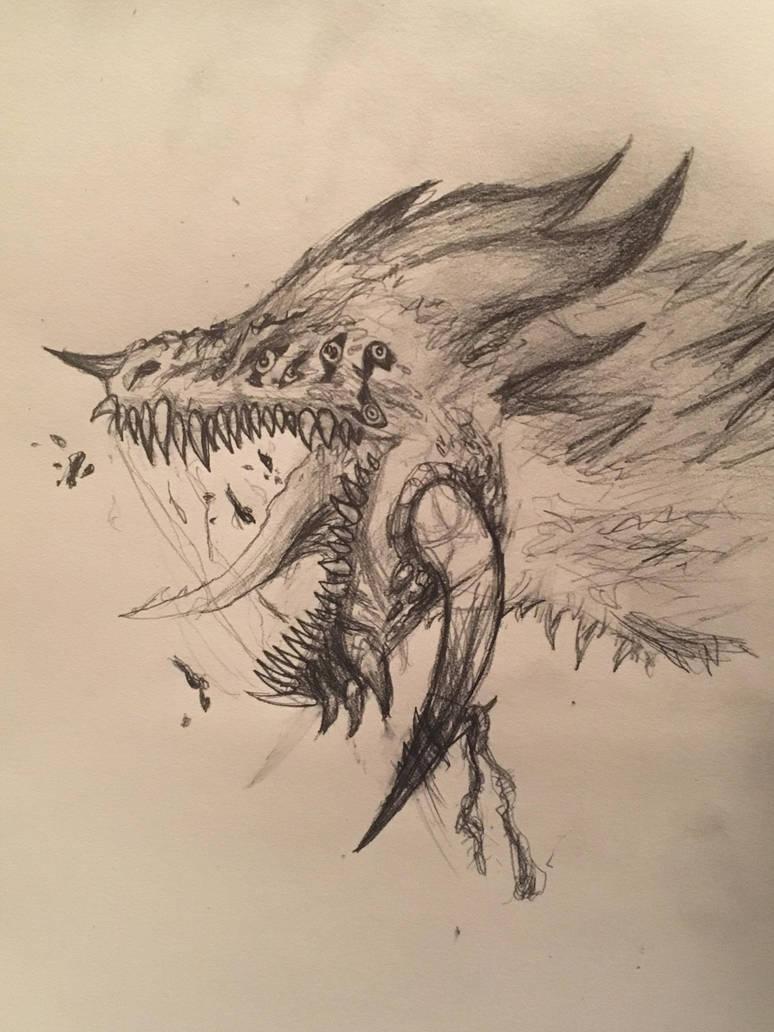 Hunger by NebulaDragon