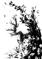 Deer by AnnaKemushi