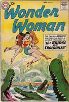 WONDER WOMAN #110 by CrimzonStar