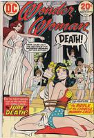WONDER WOMAN COMIC #207 by CrimzonStar