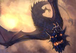 Dragon by chirun