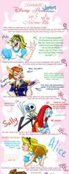 My Top 5 Disney Women by PoisonApple88