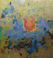 Blue Horse by markenglish