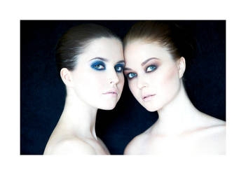 Blue Eyes by TheLittlePureOne
