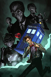 Doctor Eleven by jeffszhang