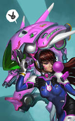 D.VA by jeffszhang