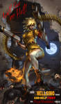 Seras Victoria: Give Em Hell by jeffszhang