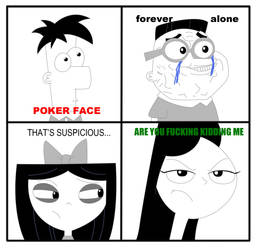 Memes - Phineas and Ferb Part2 by Juli4427