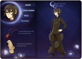 CE : Amon by noizi