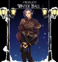 GOA: Wish Upon A Star Winter Ball by noizi