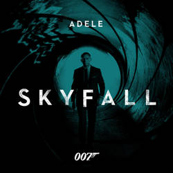 Adele Skyfall Custom Album Art by jasonh1234
