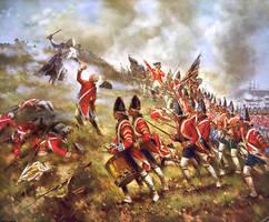 Battle Of Bunker Hill by w1haaa
