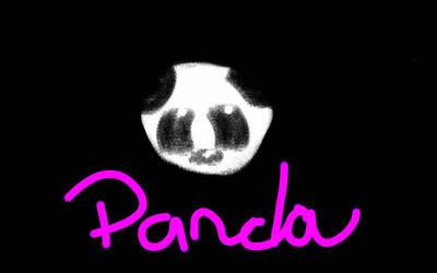 Panda by AlicornnXD