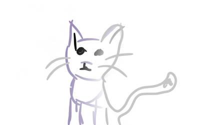 Kitty  by AlicornnXD