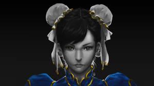 Chun-Li by reikakukoto