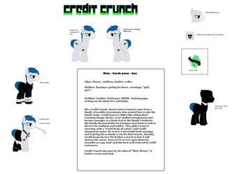 Credit Crunch ref by Moxiiwubz