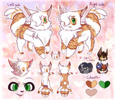 Morningstar's reference sheet by Saberderity
