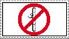 Anti-Fascist stamp by PlayboyCommando