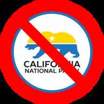 Anti-CNP (California National Party) logo by PlayboyCommando
