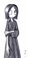 Hanataro - Hm? by LyraVulpictor