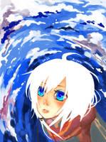 Ocean Blue by cos22