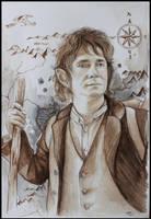 The Hobbit by SallyGipsyPunk