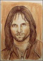 Aragorn by SallyGipsyPunk