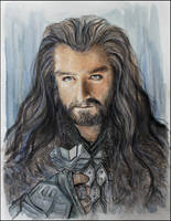 Thorin by SallyGipsyPunk