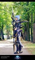 FFXIV Dragoon Cosplay Esumi Aoi 9 by Evil-Siren
