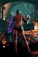 Samara Cosplay Mass Effect - Evil-Siren by Evil-Siren