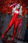 Persona 5 Ann Panther Evil Siren Cosplay WIP by Evil-Siren