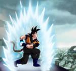 Goku Avenger by Blade3006