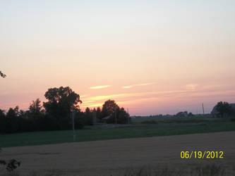 sunset by starman077