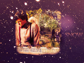 Wallpaper Doctor WHO? by katemars