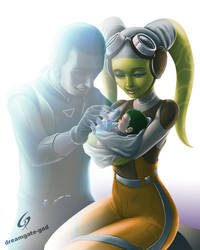May the force be with you Always by Dreamgate-Gad