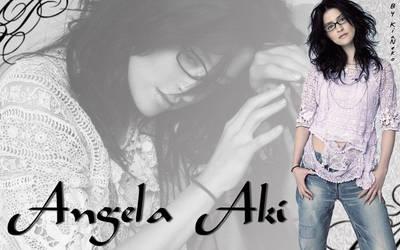 Angela Aki by KiaNeko
