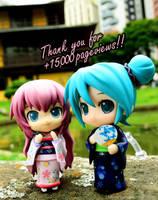 Thank you! by Bellechan