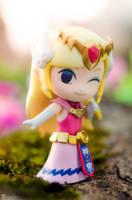 Zelda Wind Waker by Bellechan