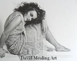 Helena Bonham Carter by Drawing-Dude-Dave