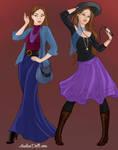 Sassy Dragon - Fashion Designer form in Dresses by SassyDragon18