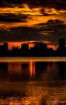Firey Sunset by Tasha0228x