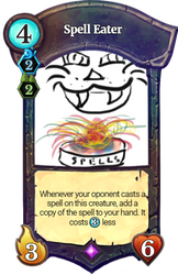 Spell-Eater - Faeria Contest entry by Shad0wFan