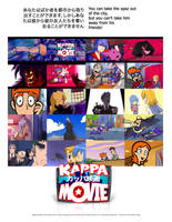 Kappa Movie Poster 01 by andrewk