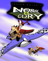 Norm and Cory Cover 1 by andrewk