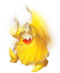 Happy Nun by andrewk