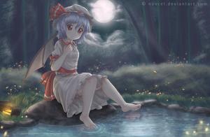 By The Scarlet Pond by novcel